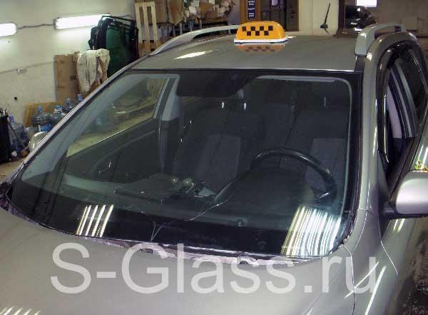 Ремонт сколов и трещин на лобовом стекле в жулебино